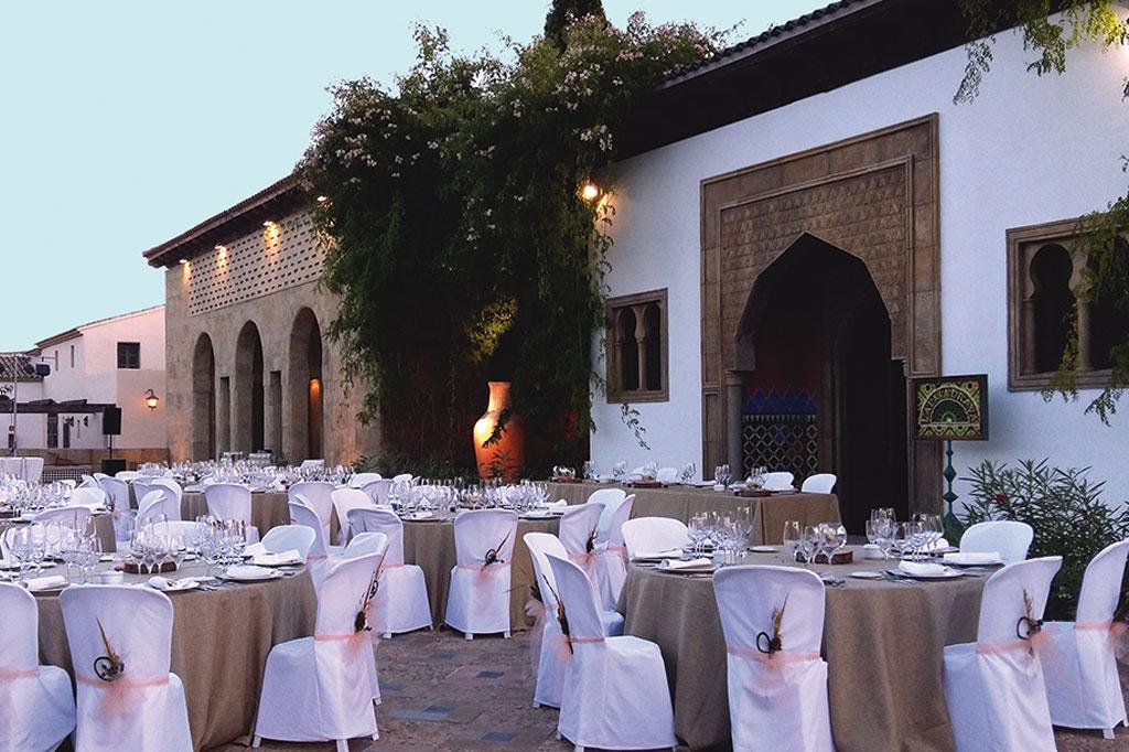 Grand Luxor Business Events espacios únicos