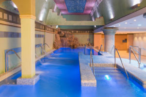 Spa en Grand Luxor Hotel